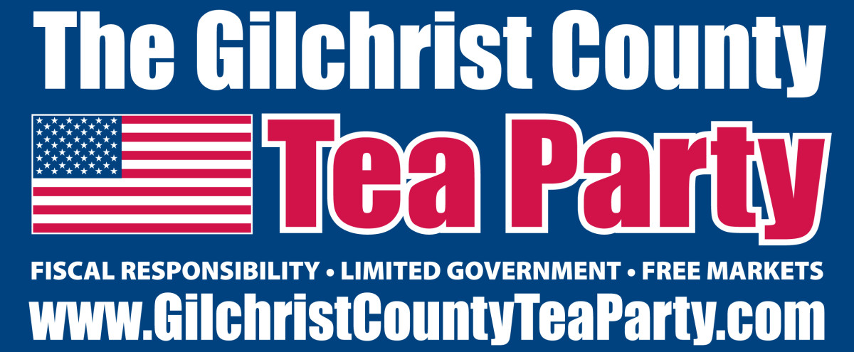 Gilchrist County Tea Party